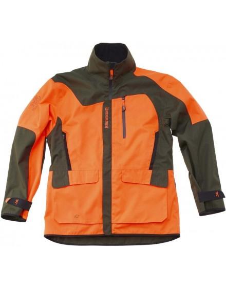 Veste de traque Browning parka tracker orange