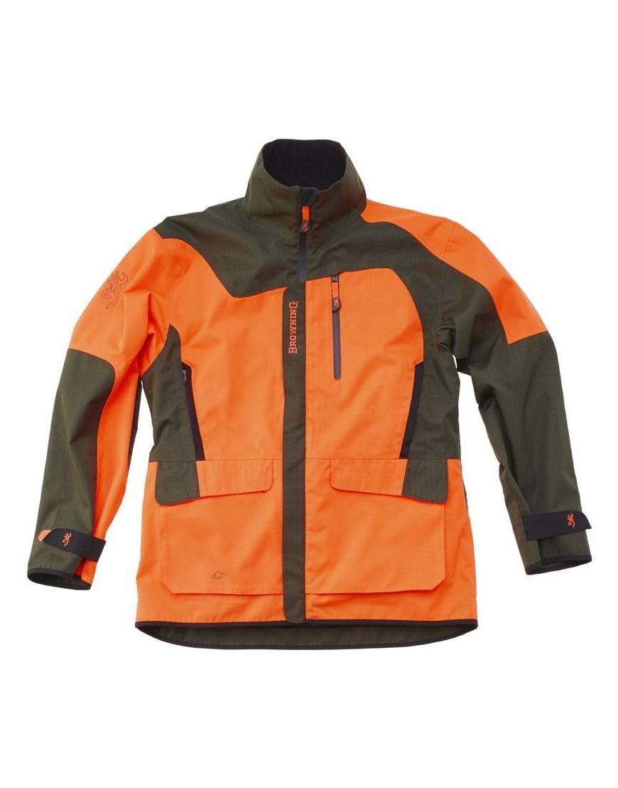 Tracker Parka De Traque Veste Browning Orange 29DHEIWY