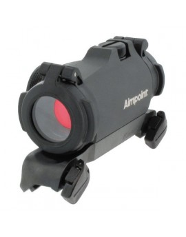 Point rouge Aimpoint Micro H2 2MOA montage Blaser