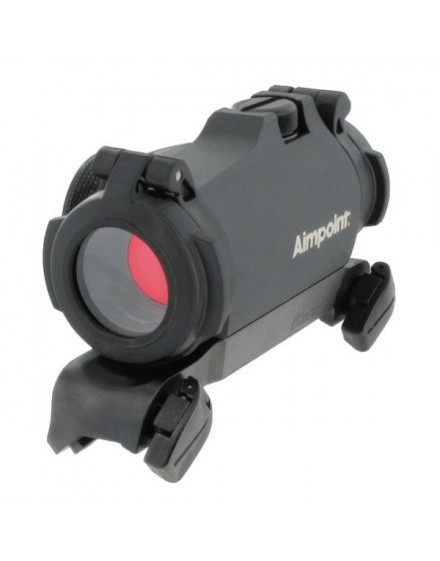 Aimpoint Micro H2 2MOA montage Blaser