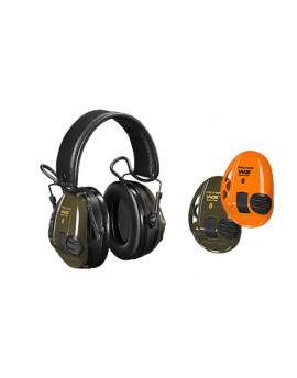Casque Peltor 3M sporttac hunting
