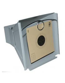 Porte cible SIRIUS Universal-Scheibenkasten 14x14cm