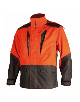 Veste traque Tripad orange