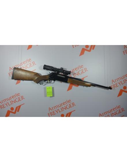 Carabine Browning BLR 300 WM ave lunette Steiner 1-4x24
