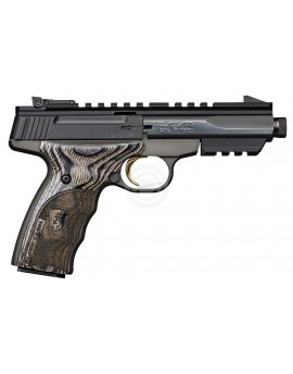 Pistolet Browning Buck Mark Black label suppressor ready 22lr