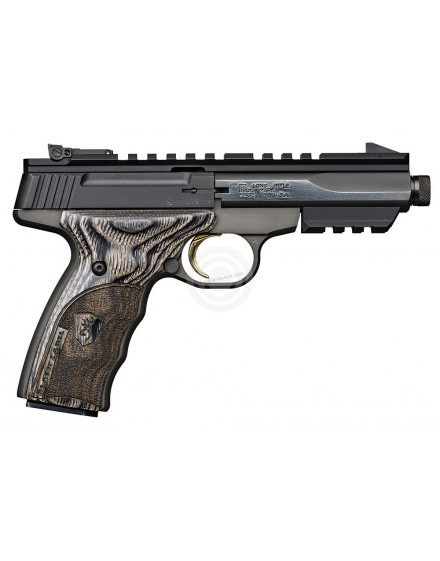 Pistolet Browning Buck Marck Black label suppressor ready 22lr