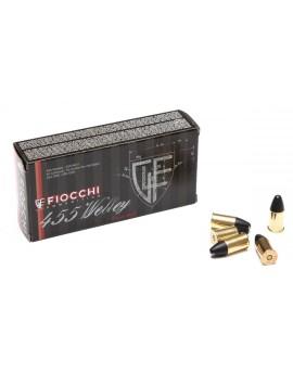 Fiocchi 455 Webley MK2