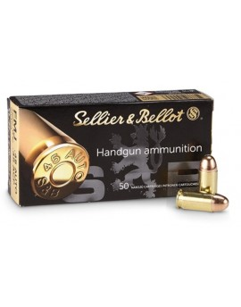 Sellier & Bellot 45 ACP