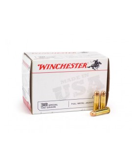 Winchester 38 SP