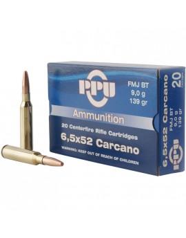 PPU 6.5x52 Carcano