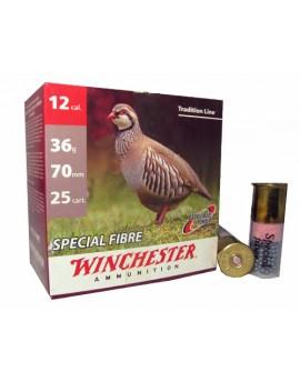 Winchester 12/70 Special Fibre (bourre grasse)