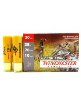 Winchester 20/70 Special Fibre (bourre grasse)