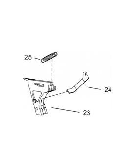Connecteur pour détente Glock 2kg